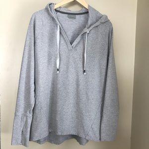 Athlete Idyllwild Thumbhole hooded sweatshirt